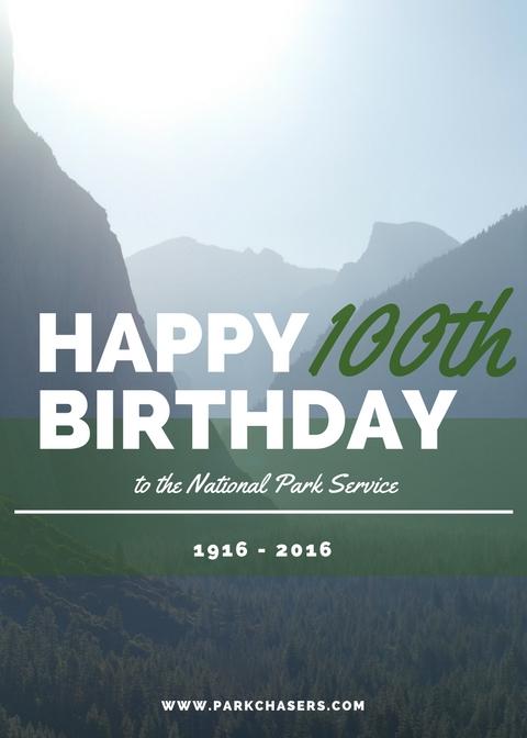 Happy Birthday NPS