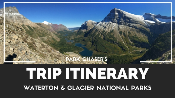 Trip Recap: Our Glacier National Park Vacation