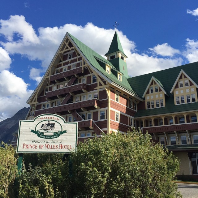 Prince of Wales Hotel - Waterton National Park, Alberta