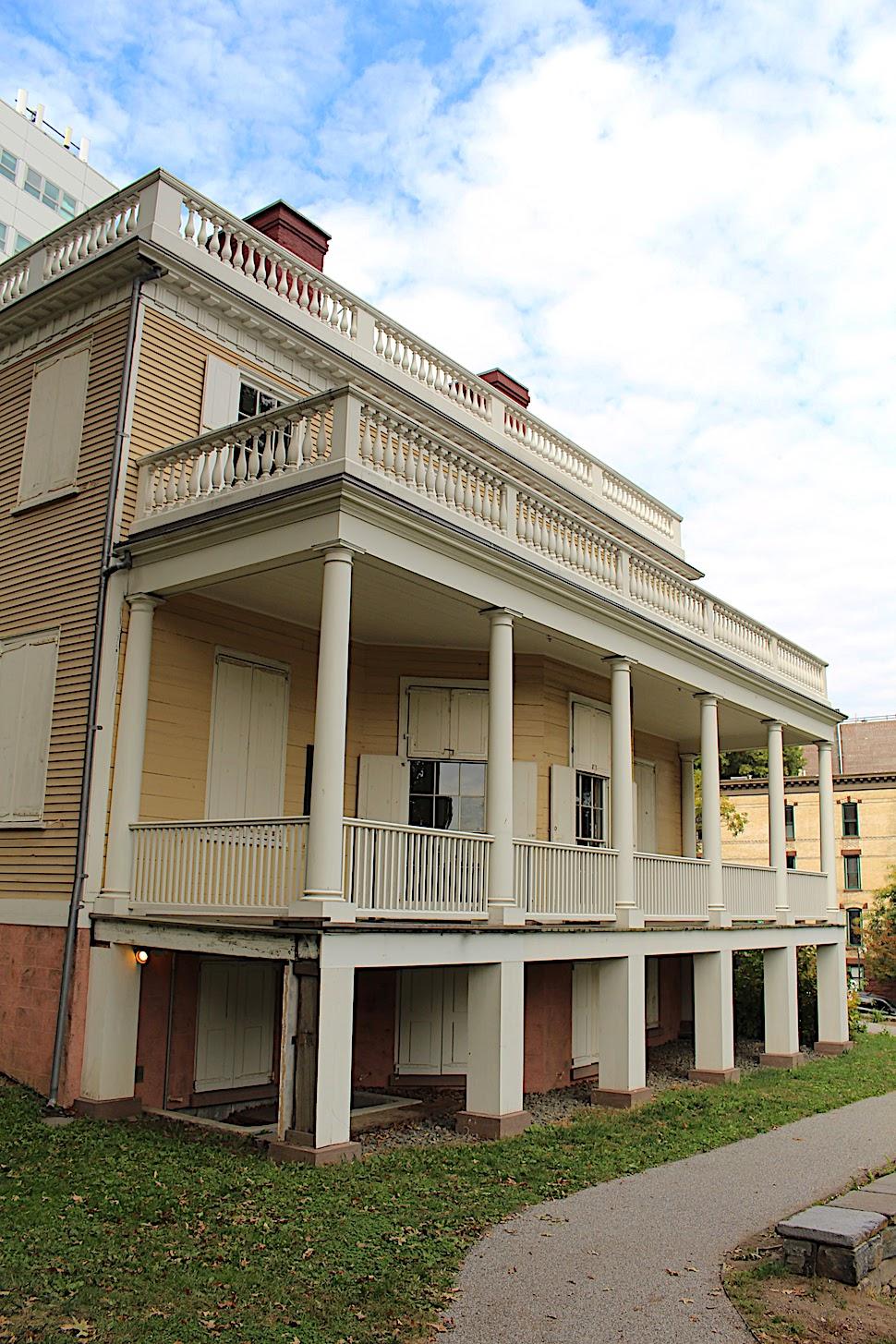 Hamilton Grange
