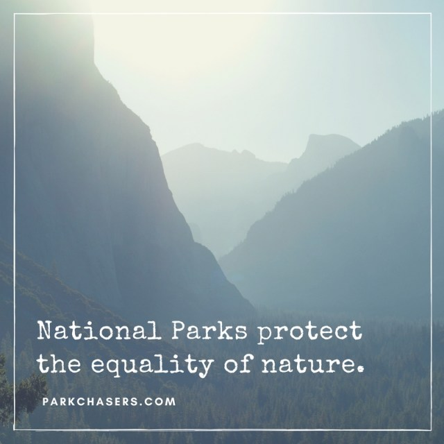 National Park Service - Thankful