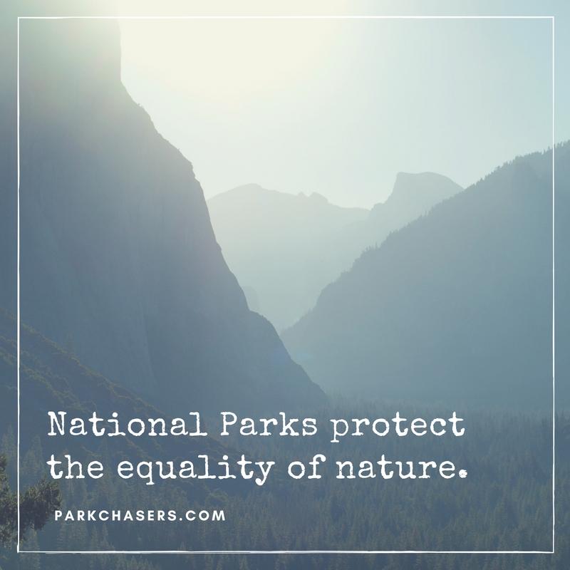 National Park Service - Thankful