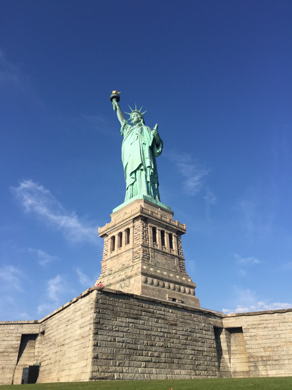 Statue of Liberty National Monument in Pictures