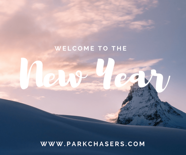 Happy New Year form the Park Chasers