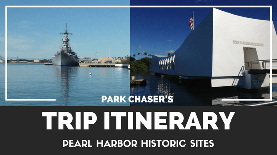 A Day at The Pearl Harbor Historic Sites