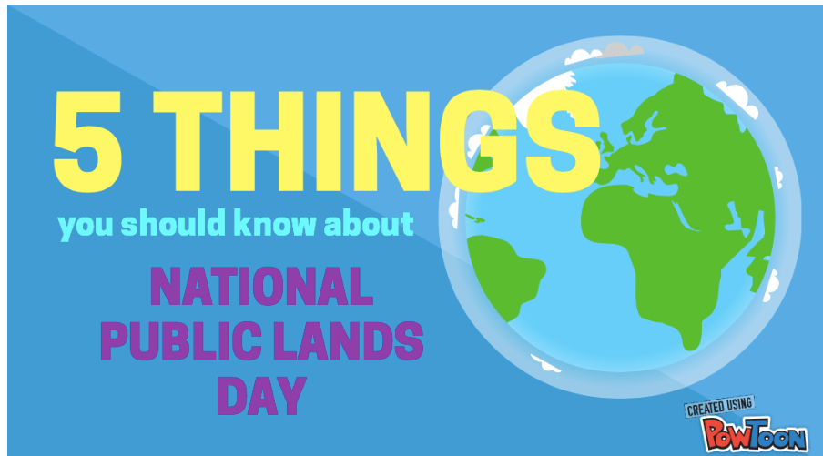 2017 National Public Lands Day
