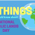 2017 National Public Lands Day