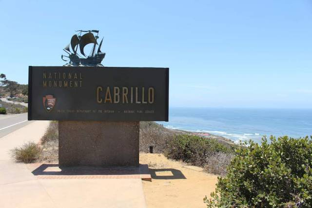 Cabrillo National Monument, San Diego California