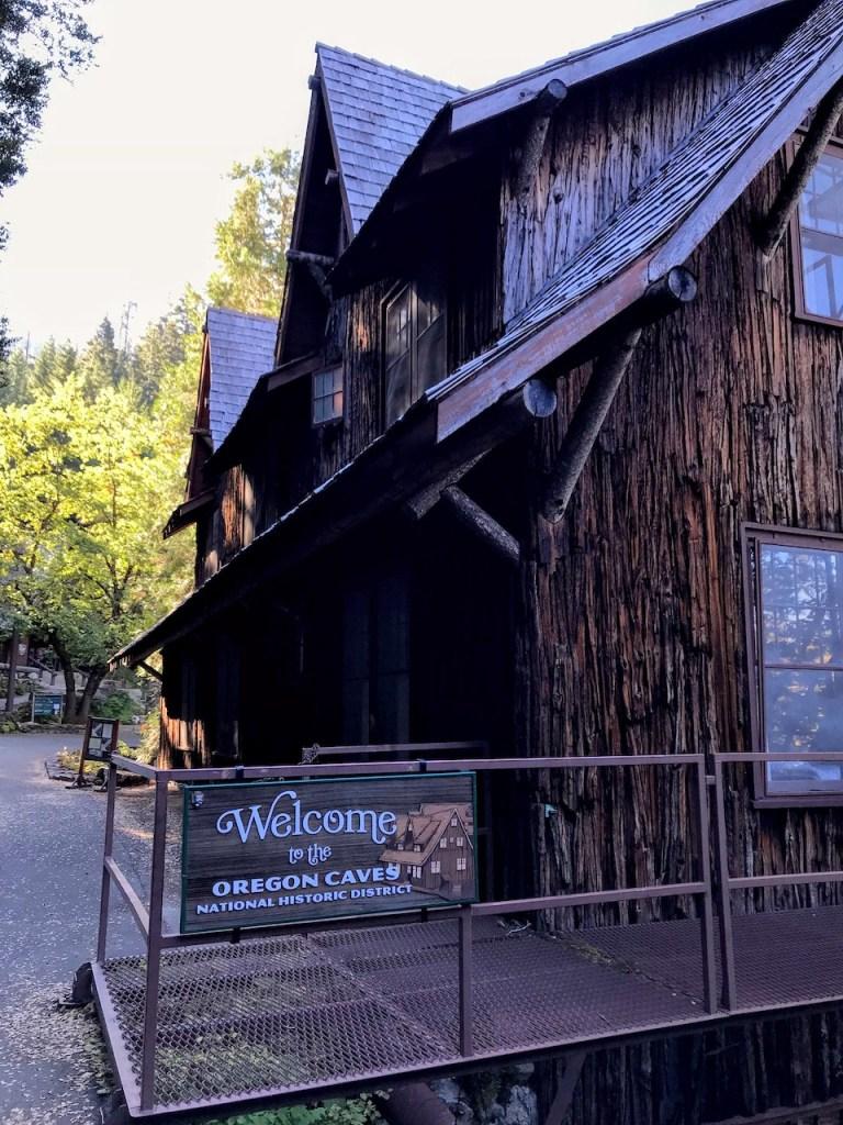 Oregon Caves Historic District