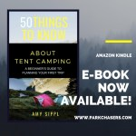 50 Things to Know About Tent Camping