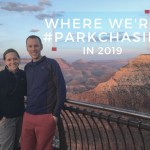 Where We Are #Parkchasing in 2019