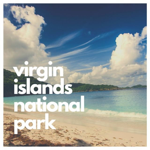 Virgin Island National Park Cover Page