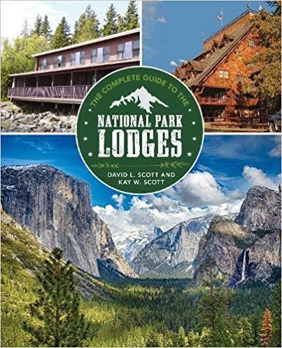 National Park Lodges Book