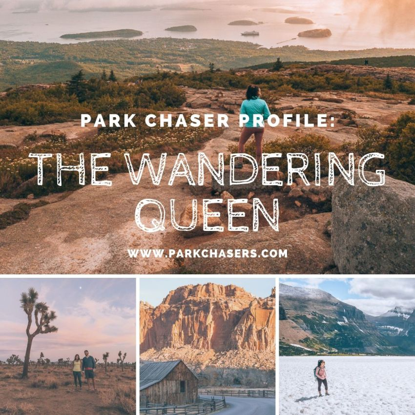 Park Chaser Profile The Wandering Queen
