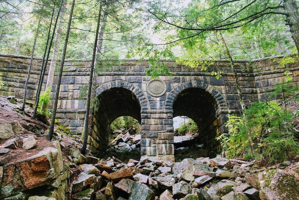 Acadia 1925 Bridge