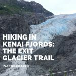 Hiking in Kenai Fjords National Park:  The Exit Glacier Trail