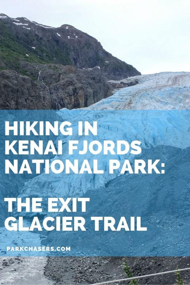 Hiking in Kenai Fjords National Park_ Exit Glacier Trail
