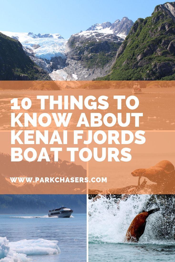 Kenai Fjords Boat Tours Pinterest