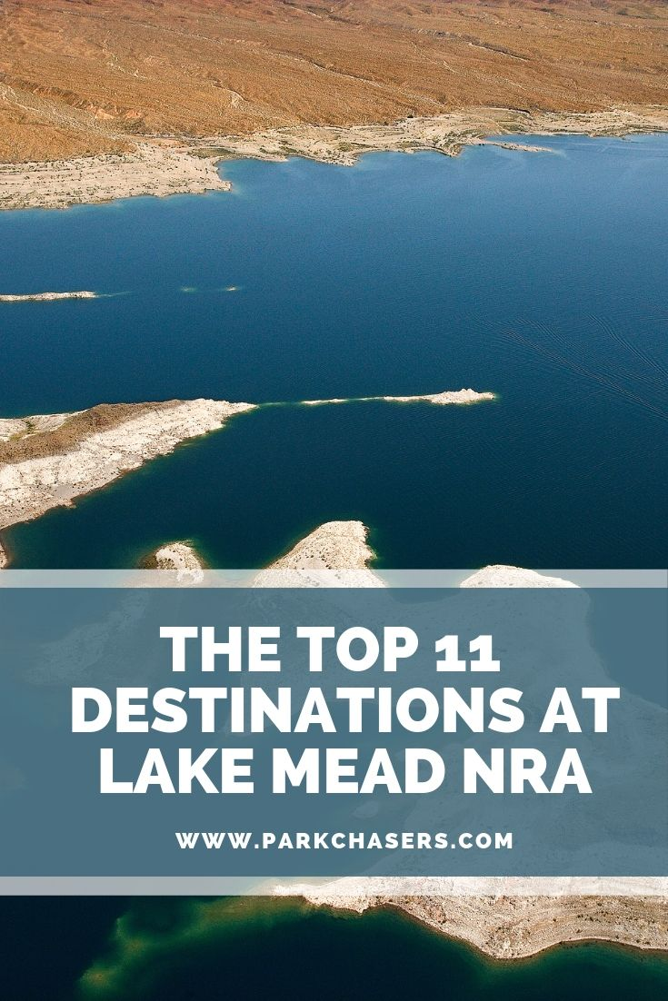 Lake Mead NRA Destinations