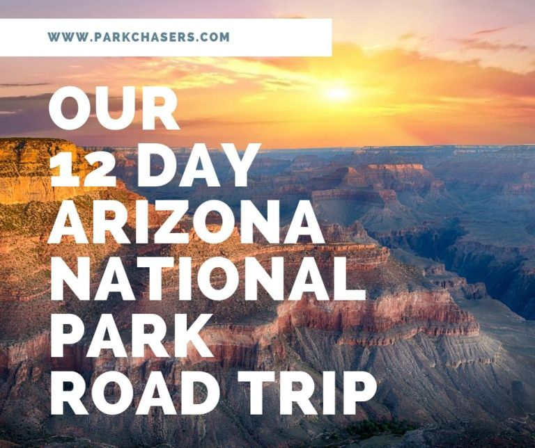 Arizona National Park Road Trip