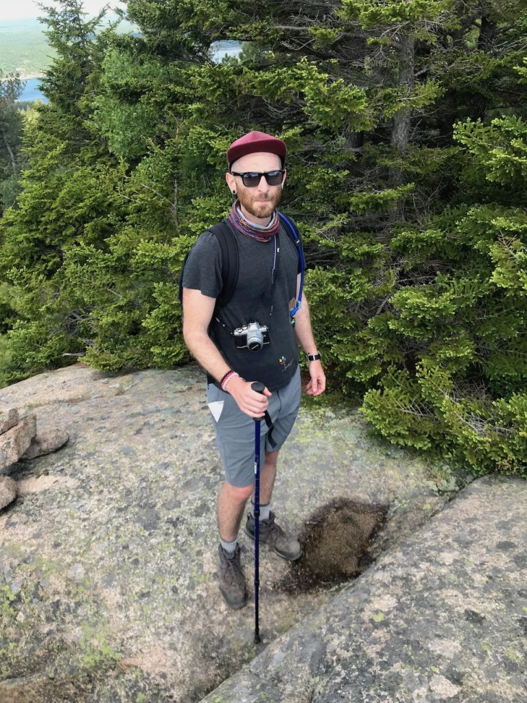 Gaze at the National Parks Hiking
