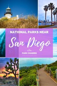National Parks Near San Diego