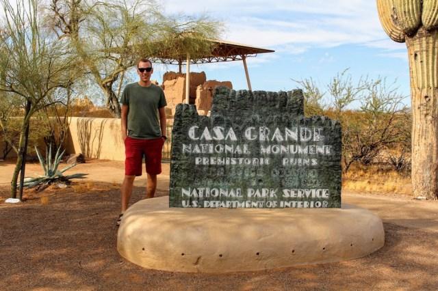 ParkChasers at Casa Grande
