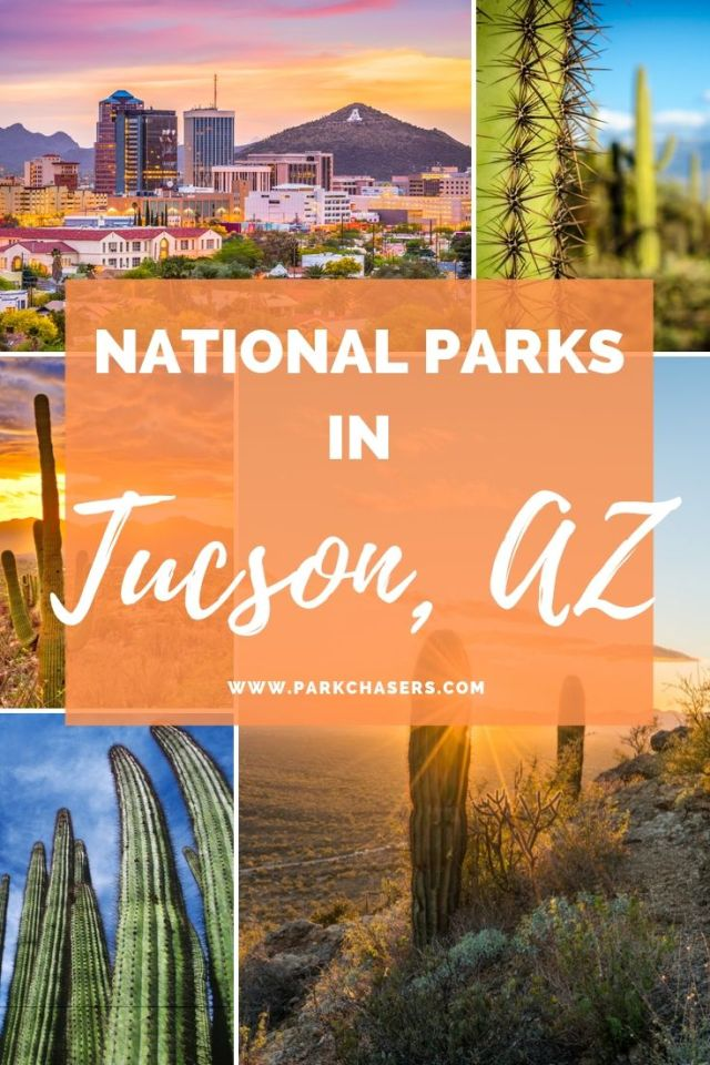 National Parks Near Tucson Arizona