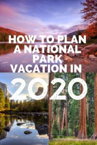 Visit a National Park for Free in 2020