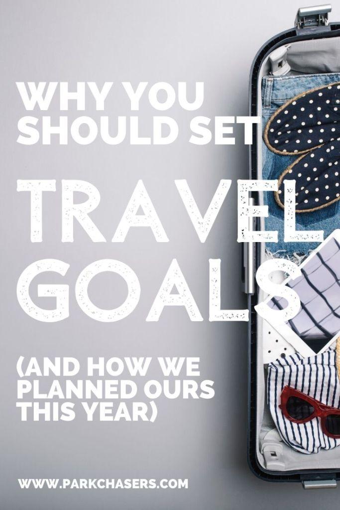Why You Should Set Travel Goals