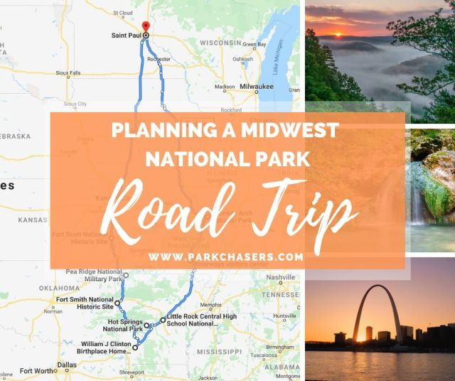 Midwest National Park Road Trip