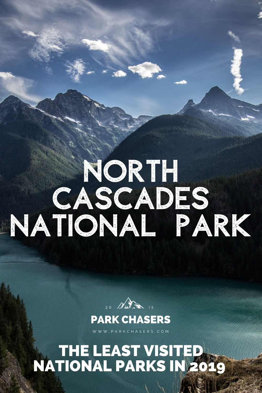 North Cascades National Park in Washington