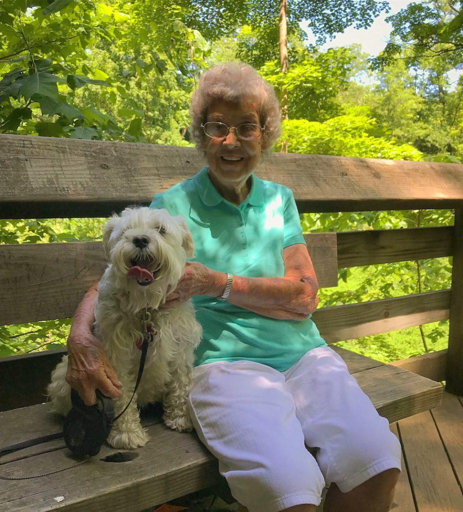Grandma Joy & BARK Ranger
