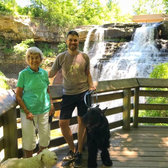 Grandma Joys Road Trip & BARK Ranger Day