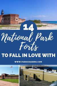 14 National Park Forts to Fall in Love With