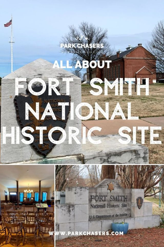 All about Forth Smith National Historic Site Collage