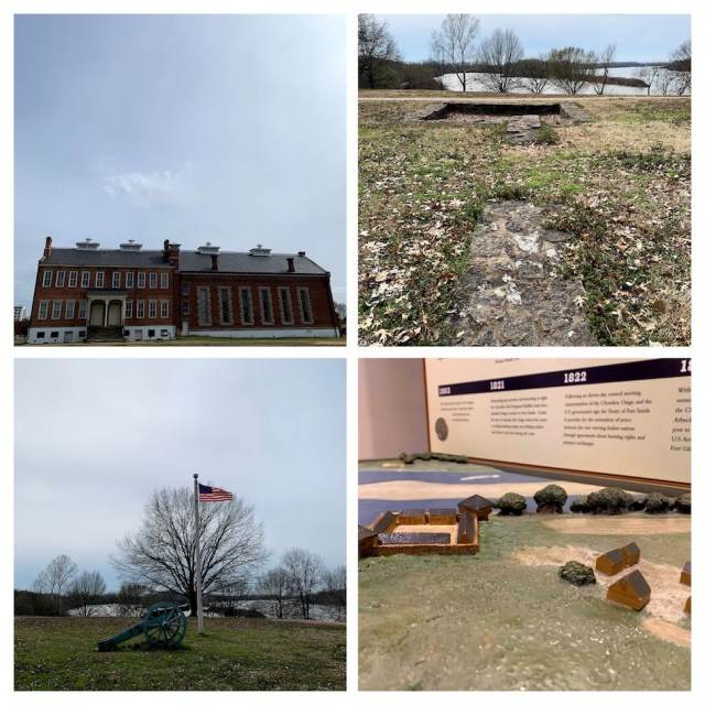 Fort Smith National Historic Site Images