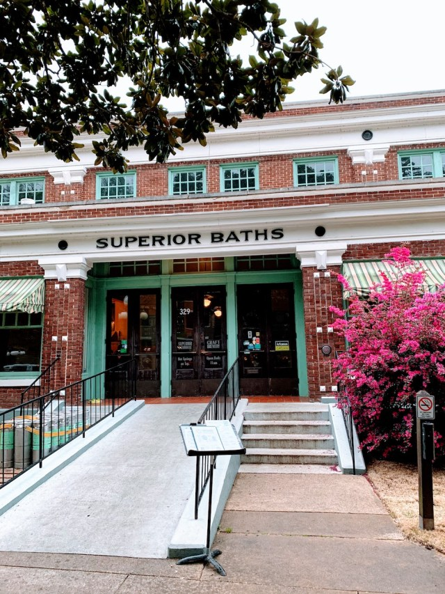 Superior Baths Brewing Company