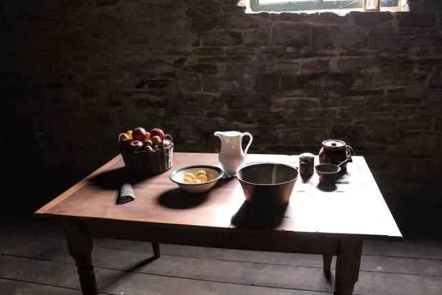Items in the Kitchen at Ulysses S. Grant National Historic Site