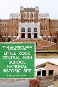 Little Rock Central High School National Historic Site