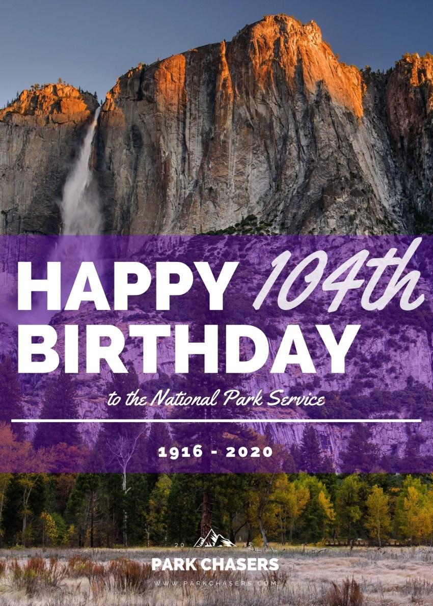 Happy 104th Birthday NPS