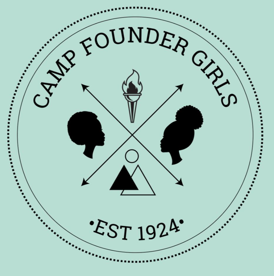 Camp Founder Girls Logo