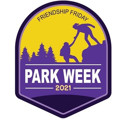 National Park Week 2021 Friendship Friday