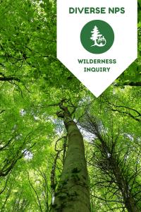Diverse NPS Wilderness Inquiry