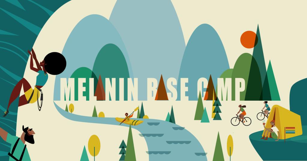 Melanin Base Camp FB Header