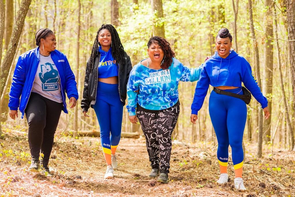GirlTrek Walkers