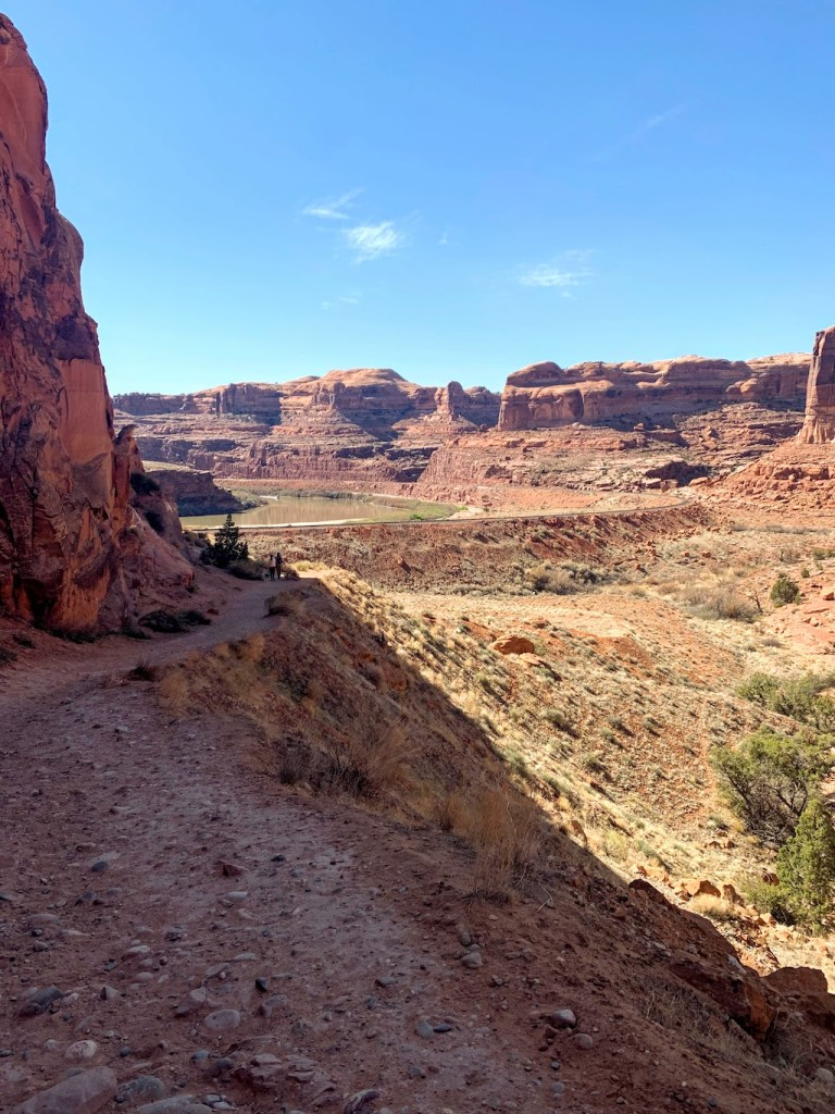 Corona Arch Trail & Colorado River