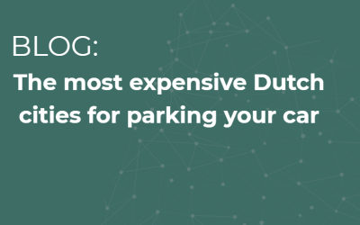 The expensive parking fees of Dutch cities