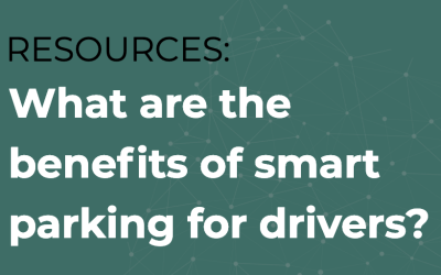 What are the benefits of smart parking for drivers?