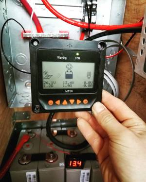 Installing A Battery Monitor In A Camper Van Conversion